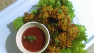 Onion Pakora Restaurant Style Recipe