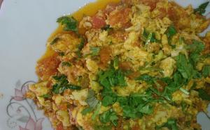 Anda Bhurji Pakistani Food Recipe