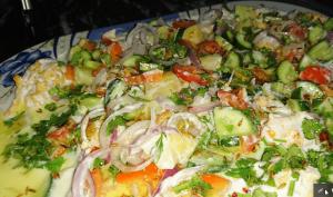 Basan Dahi Baray Pakistani Food Recipe3