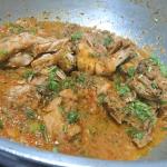 Black Pepper Chicken Karahi Pakistani Food Recipe