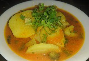Aloo Tamatar Ki Sabzi Pakistani Food Recipe