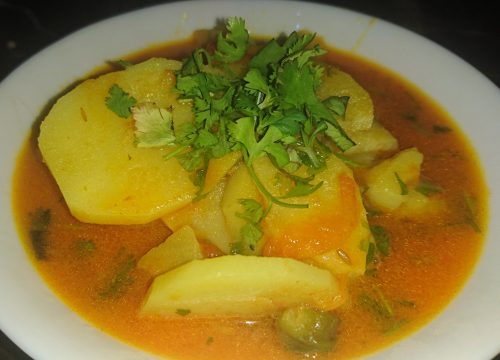 Aloo Tamatar Ki Sabzi Pakistani Food Recipe