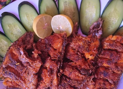 Tasty Fried Fish Pakistani Food Recipe (With Video)
