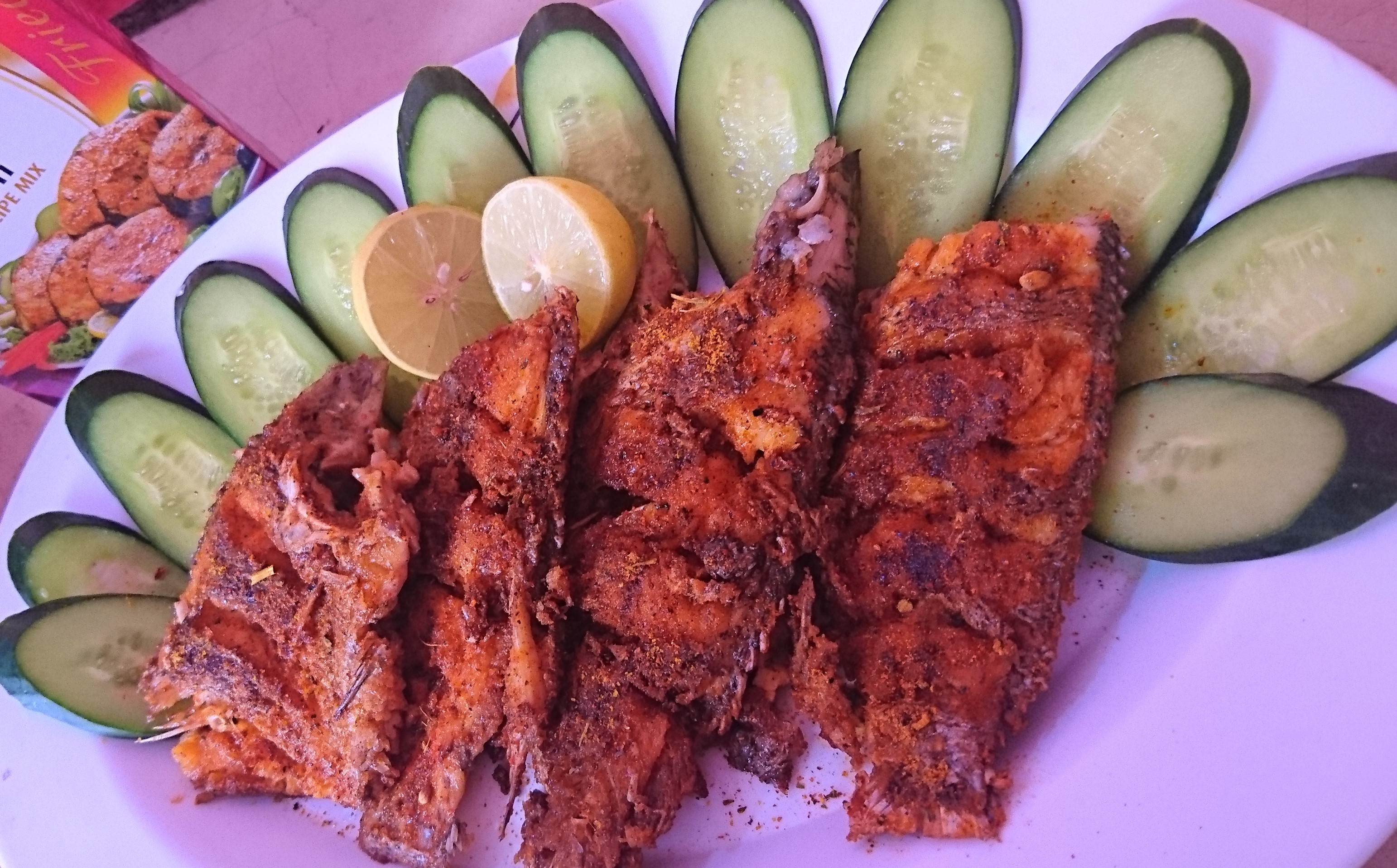 Fried Fish Pakistani Food Recipe
