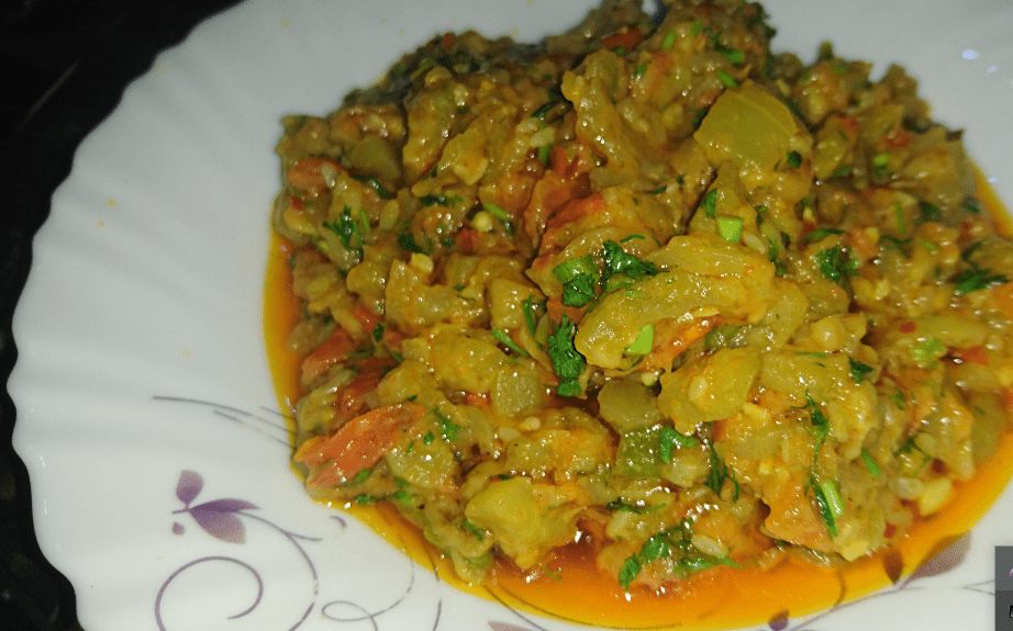 Lauki Ki Sabji Pakistani Food Recipe