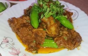 Mutton Curry Pakistani Food Recipe
