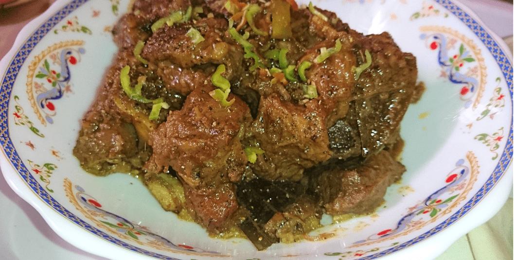Beef Handi Pakistani Food Recipe