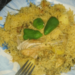 Chicken Pulao Pakistani Food Recipe