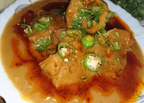 Delicious Beef Nihari Pakistani Food Recipe