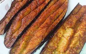 Fried Baingan Pakistani Food Recipe