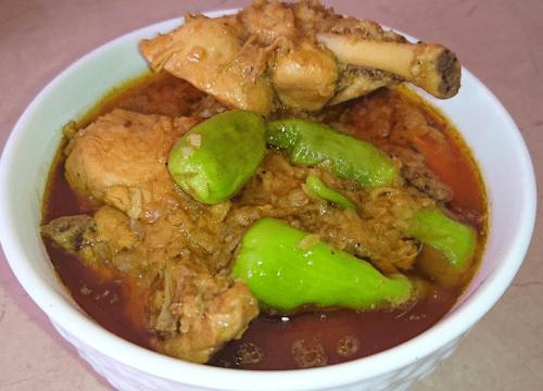 Restaurant Chicken Korma Pakistani Food Recipe
