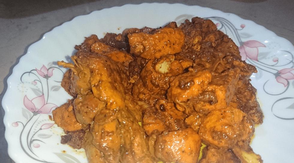 Spicy Chicken Boti Pakistani Food Recipe