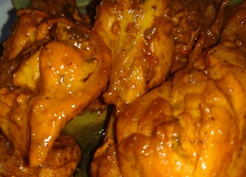 Spicy Chicken Masala Boti Pakistani Food Recipe