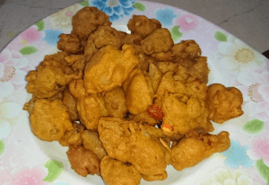 Besan K Pakora Pakistani Food Recipe