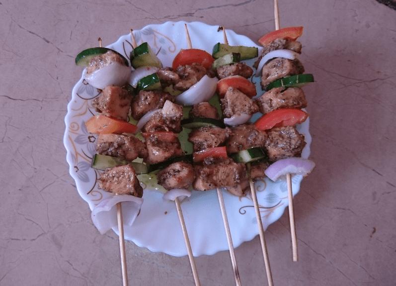 Chicken Malai Boti Pakistani Food Recipe