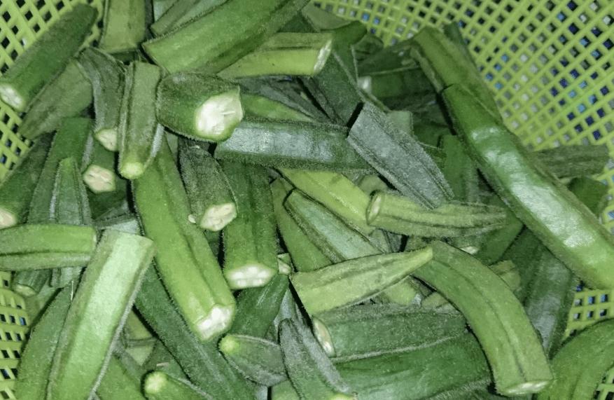 Crispy Masala Bhindi Pakistani Food Recipe