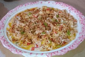 Dahi Aloo Chana Chaat Pakistani Food Recipe