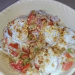 Dahi Chana Chaat Pakistani Food Recipe