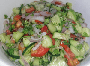 Delicious Easy And Simple Salad Pakistani Food Recipe