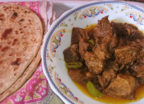 Masala Gosht Pakistani Food Recipe