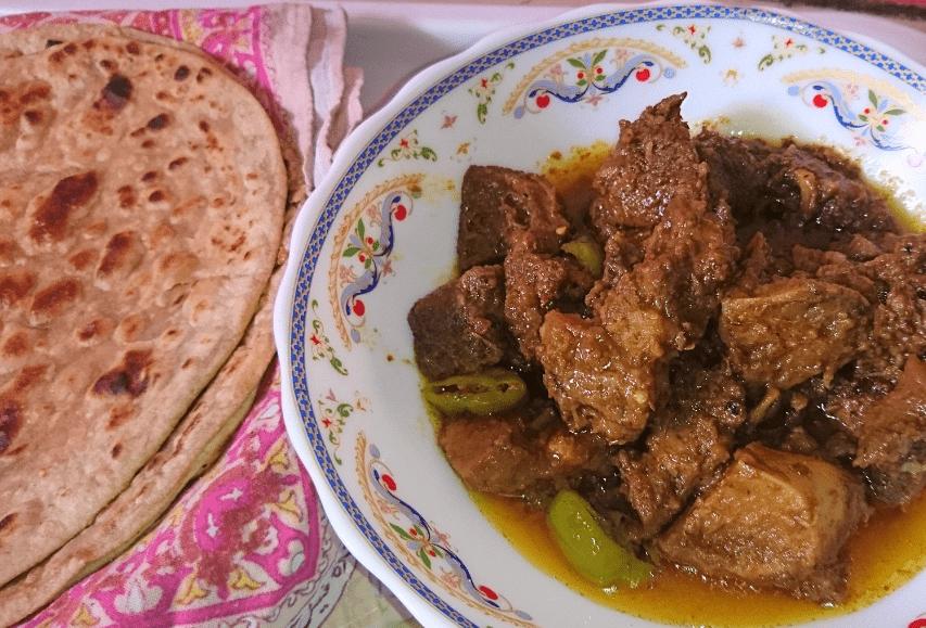 Masala Gosht Pakistani Food Recipe