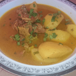 Mutton With Aloo Curry Pakistani Food Recipe