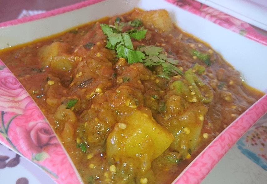 baingan ka bharta pakistani food recipe 14