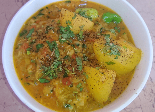 Aloo Turai Ki Sabzi Pakistani Food Recipe