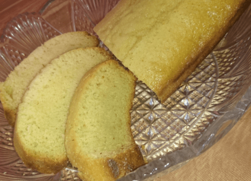 The Best Pound Cake Pakistani Food Recipe (With Video)
