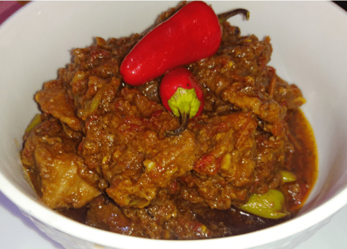 Bhuna Beef Gosht Pakistani Food Recipe (With Video)