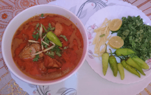 Chicken Nihari Pakistani Food Recipe (With Video)