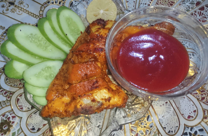 Easy & Quick Chicken Tikka Pakistani Food Recipe (With Video)