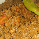 Delicious Beef Keema Pakistani Food Recipe