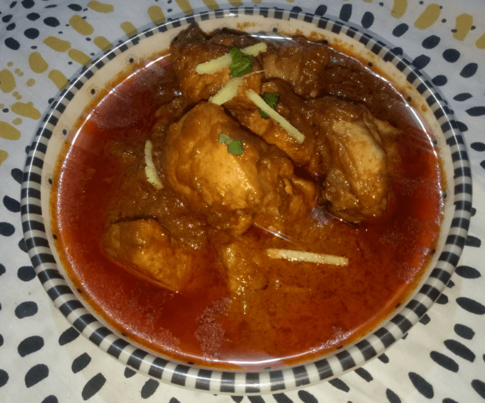 Degi Chicken Korma Pakistani Food Recipe (With Video)