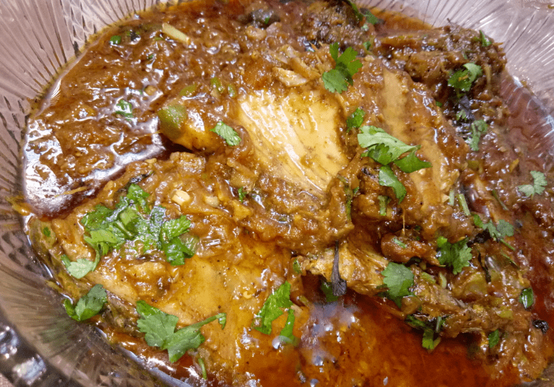 Fish Curry (Sindhi Style) Pakistani Food Recipe (With Video)