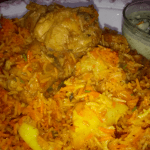 Tasty Sindhi Chicken Pulao Pakistani Food RecipeTasty Sindhi Chicken Pulao Pakistani Food Recipe