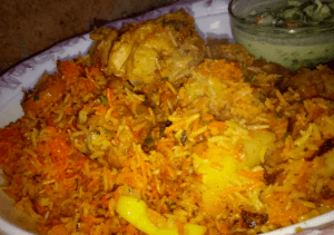 Tasty Sindhi Chicken Pulao Pakistani Food Recipe