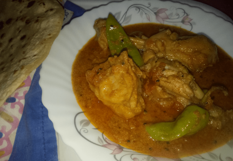 Delicious Achari Chicken Pakistani Food Recipe