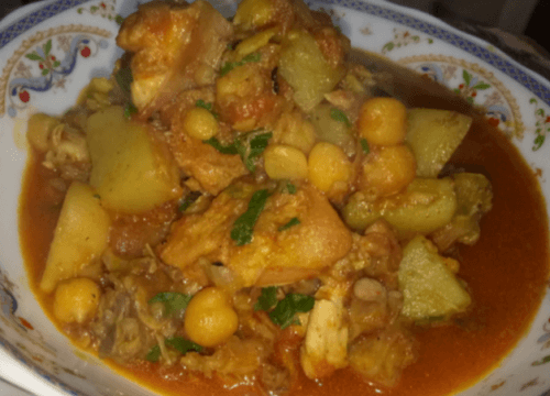 Murgh Cholay Pakistan Food Recipe