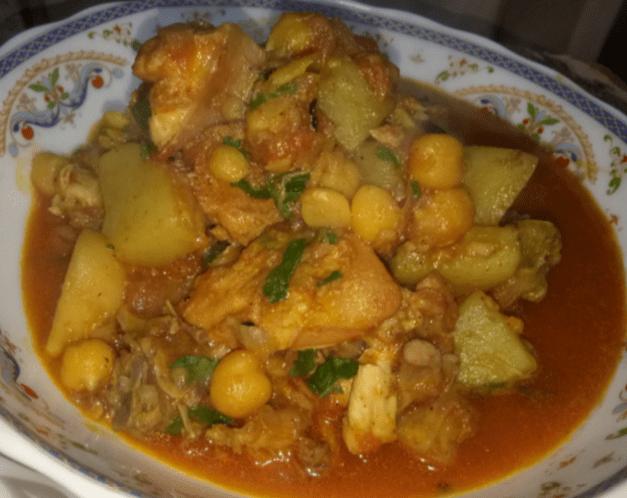 Murgh Cholay Pakistan Food Recipe