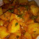 Delicious Aloo Ki Sabzi Pakistani Food Recipe