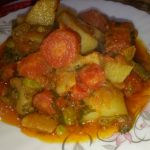 Mix Sabzi For Lunch Pakistani Food Recipe