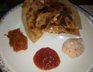 Delicious Beef Keema Paratha Pakistani Food Recipe