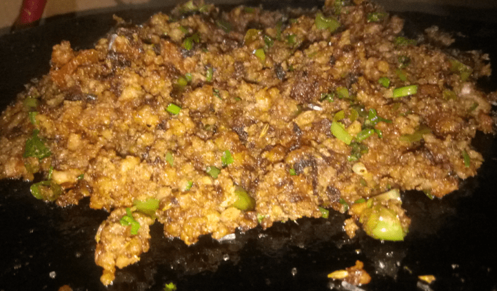 Spicy Tawa Beef Keema Pakistani Food Recipe