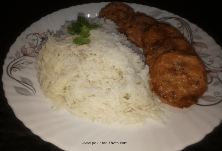 Crispy & Tasty Aloo K Kabab Pakistani Food Recipe (With Video)