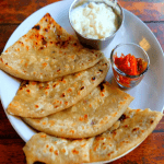 Delicious Aloo Ka Paratha Pakistani Food Recipe (With Video)
