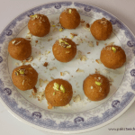 Delicious & Easy Besan Ke Laddu Pakistani Food Recipe (With Video)