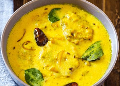 Delicious Kadhi Pakora Pakistani Food Recipe (With Video)