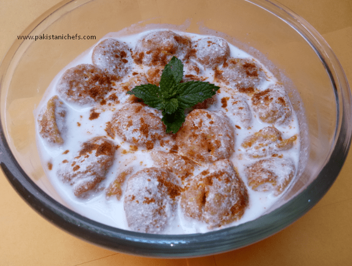 Easy & Tasty Dahi Baray Pakistani Food Recipe (With Video)