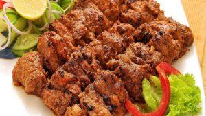 Delicious Mutton Tikka Masala Boti Pakistani Food Recipe